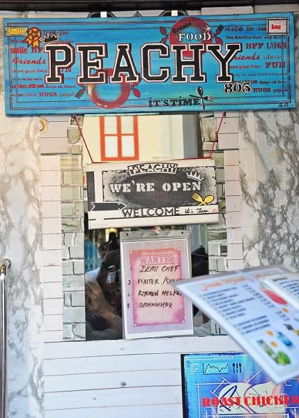 My Secret Hideout Peachy's 6