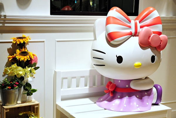 hello kitty cafe 3