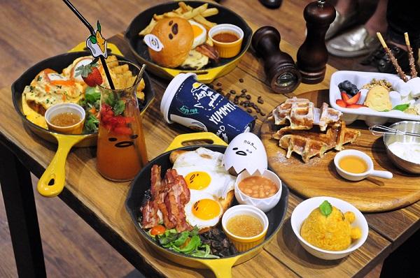 Image result for gudetama cafe singapore
