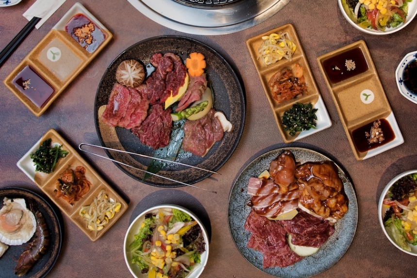 Yakiniku Heijoen Singapore Wagyu Beef Buffet At 100am Mall